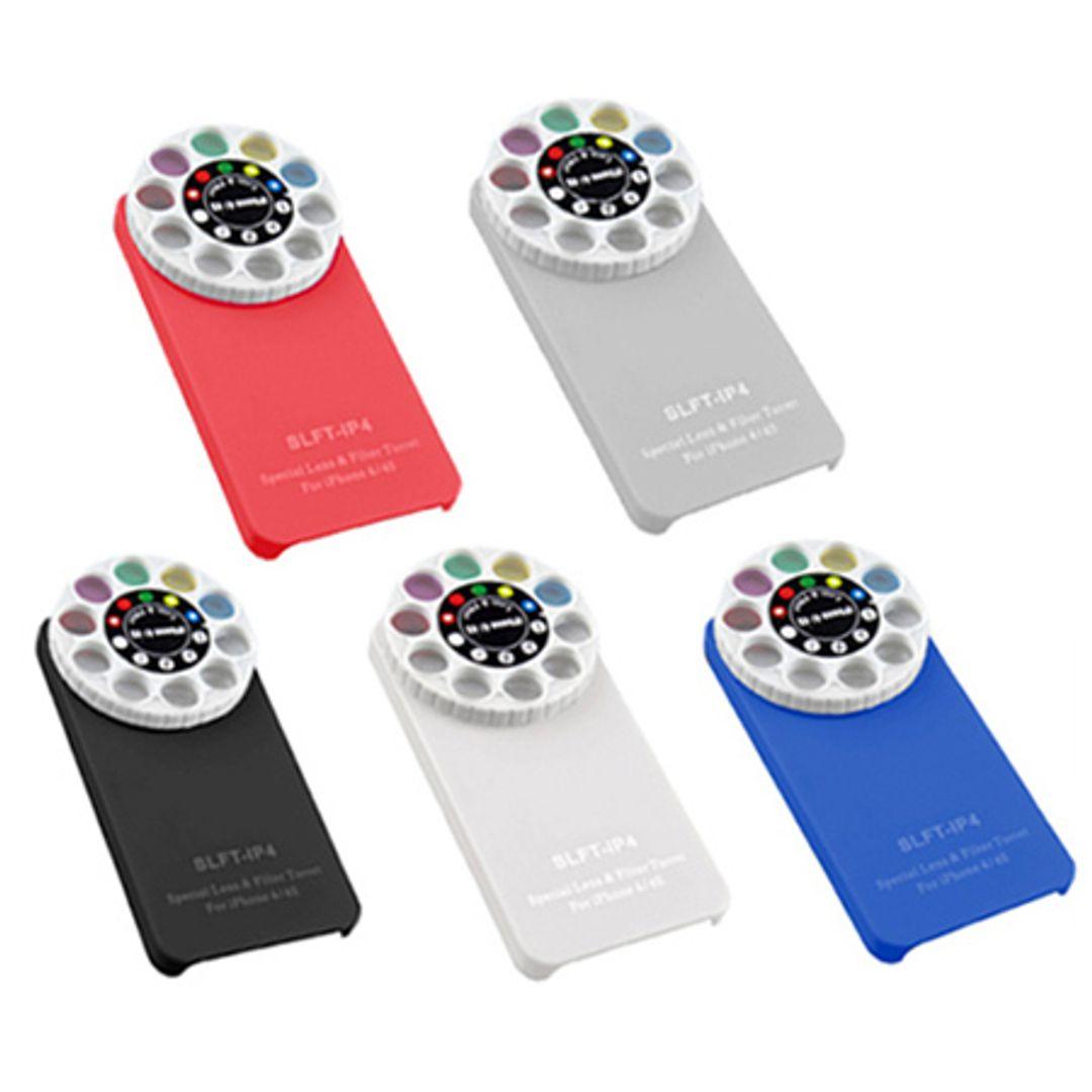 Чехол-объектив iPhone 5 10 в 1