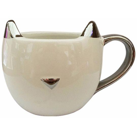 Кружка Кот Cat Mug (Белый)