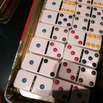 Настольная игра Домино 6 цветов Отзыв
