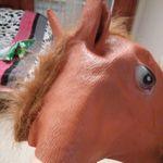 Маска Голова лошади Отзыв