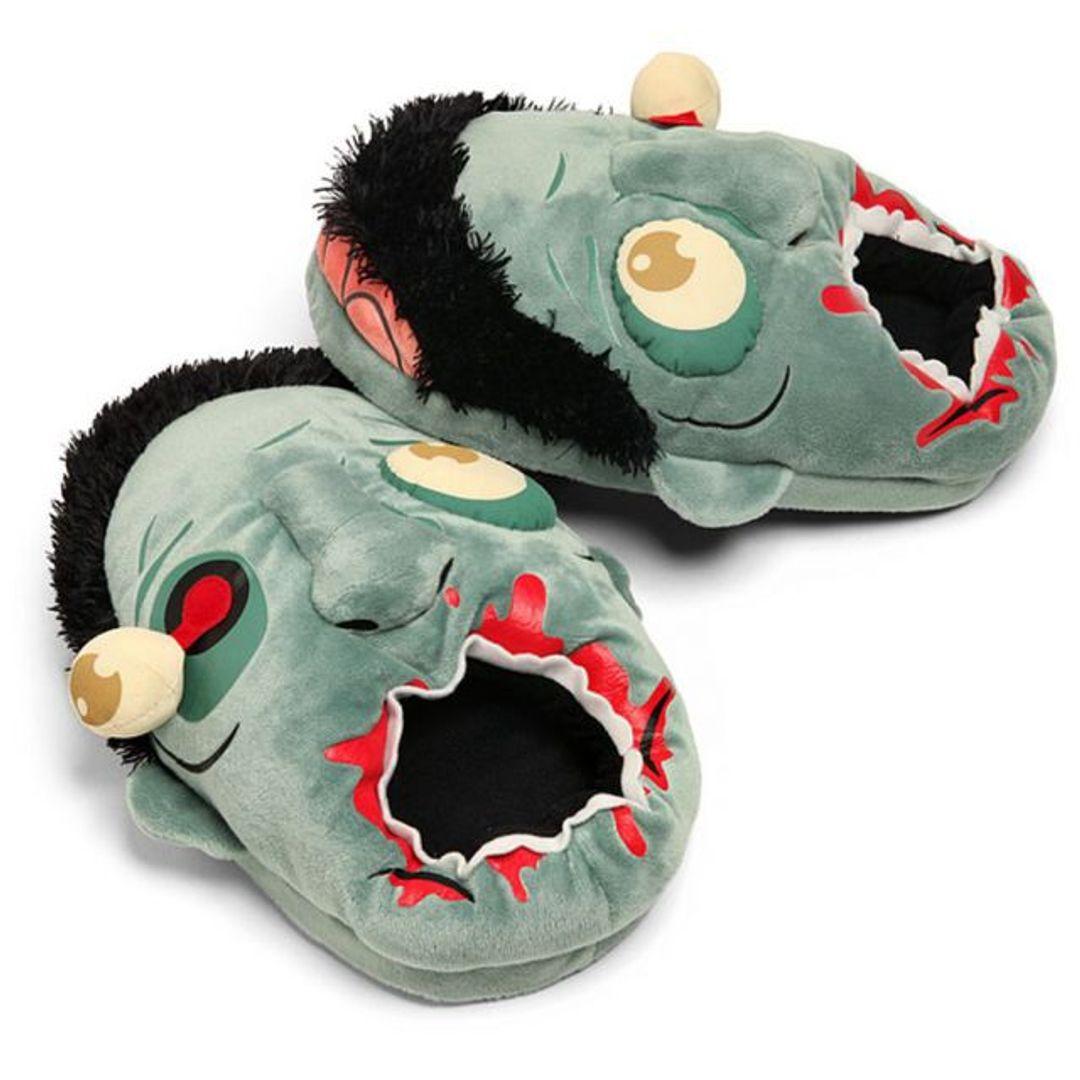 Тапочки Зомби
