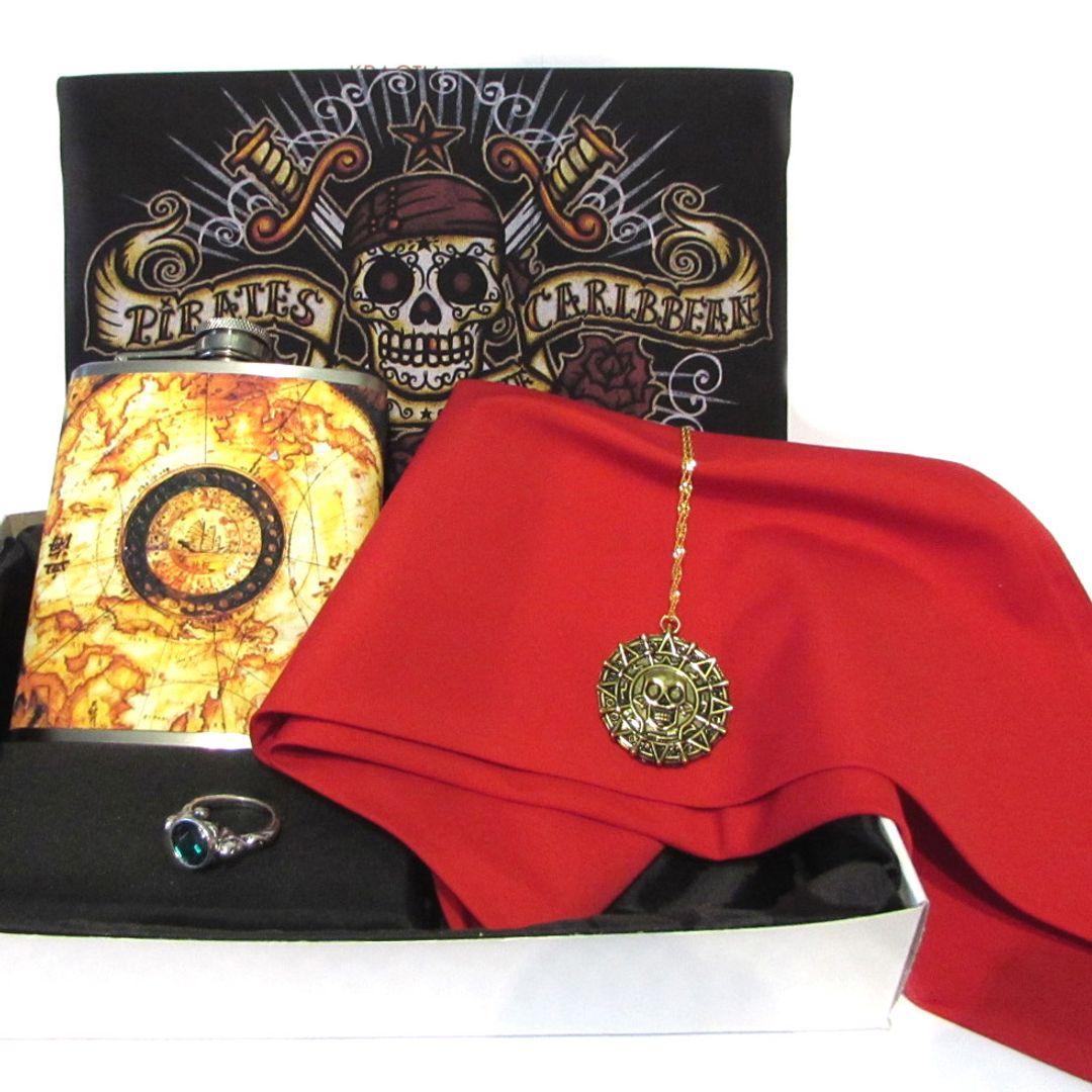 Подарочный набор Пираты Карибского моря Pirates of the Caribbean
