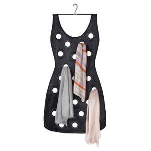 Органайзер для шарфов Платье