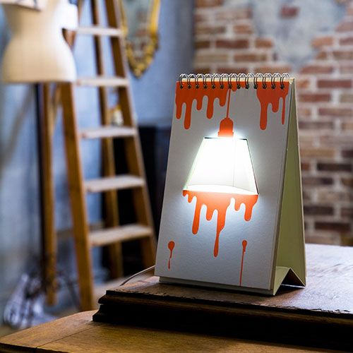 Настольная лампа<br>Блокнот