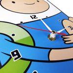 Часы настенные Финн Adventure Time Циферблат и стрелки