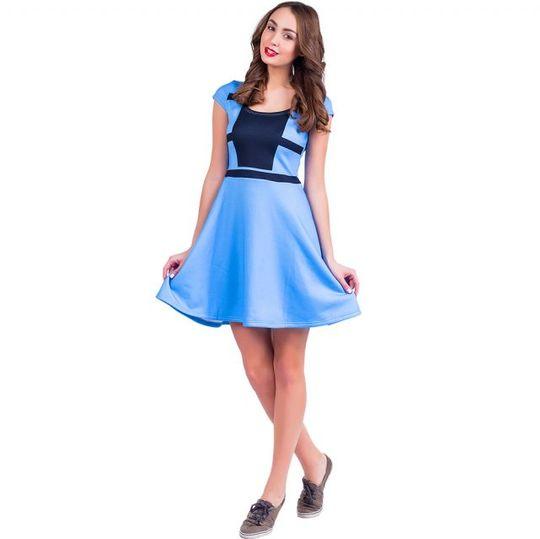 Платье Sub-Zero (Фонарик)