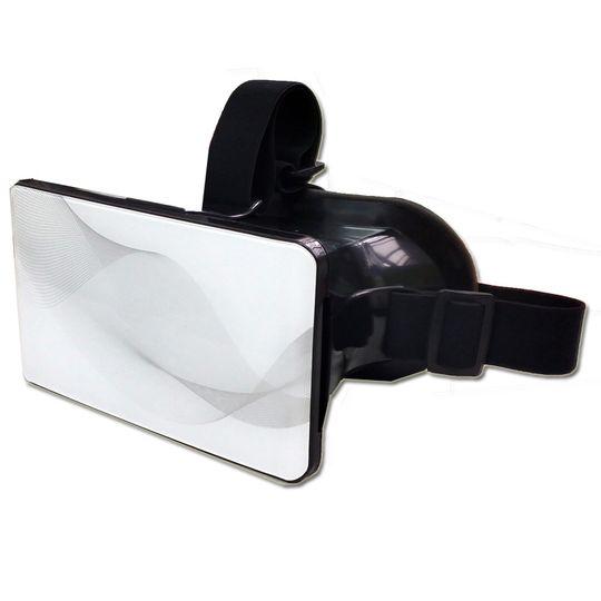 3D очки Виртуальная реальность VR D601 (Белый)