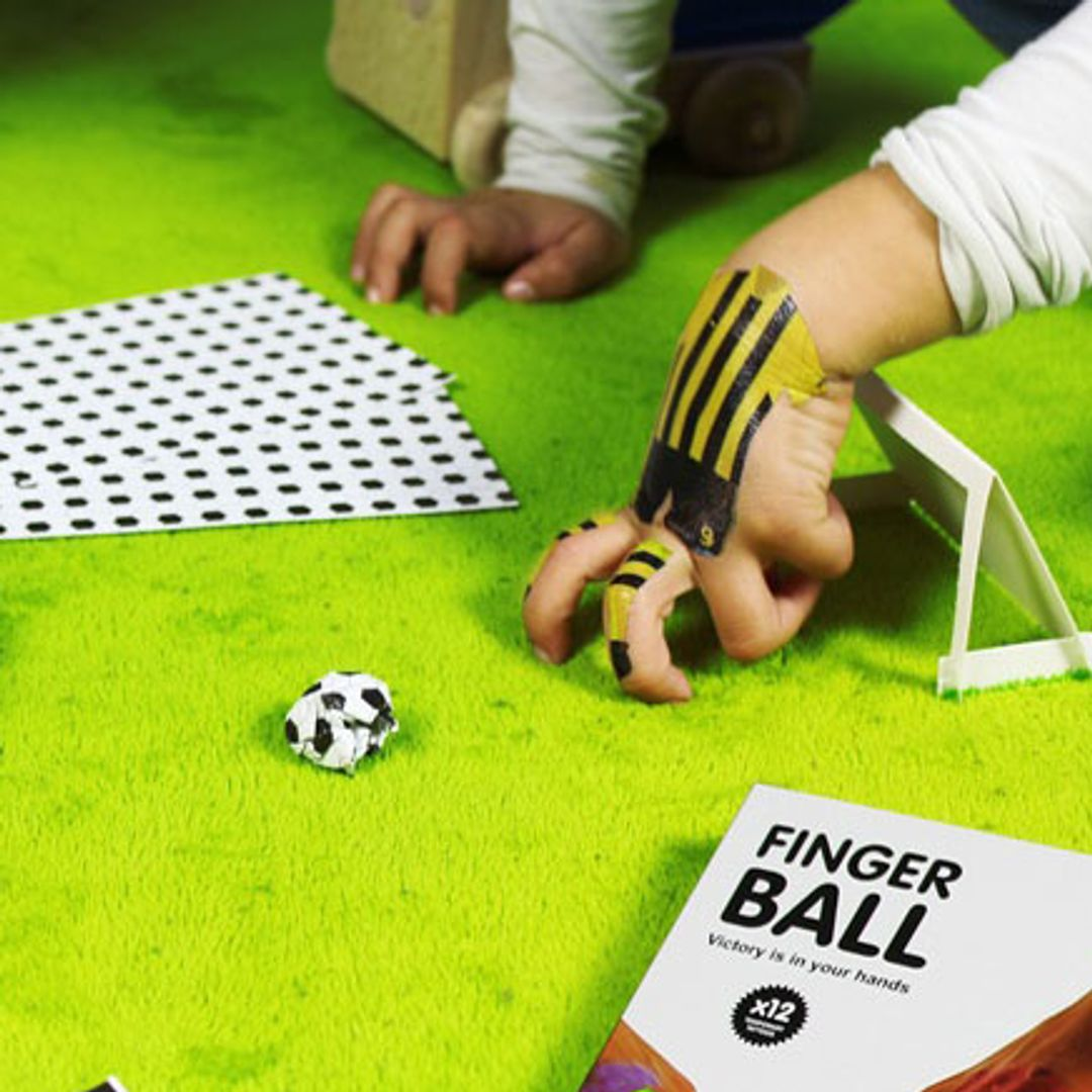 Набор для настольного футбола Finger Ball