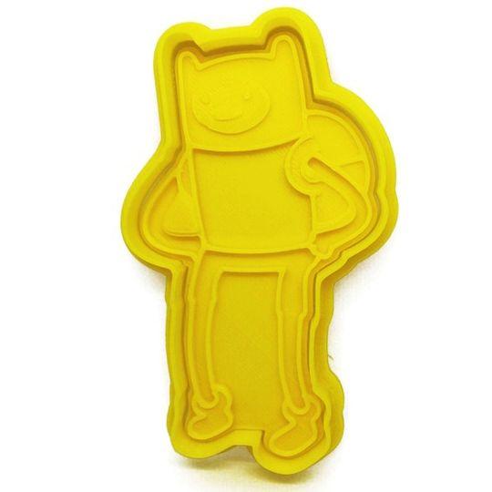 Форма для печенья Adventure Time Finn