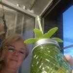 Набор стаканов с крышкой и трубочкой Ананас Tropico (500 мл) Отзыв