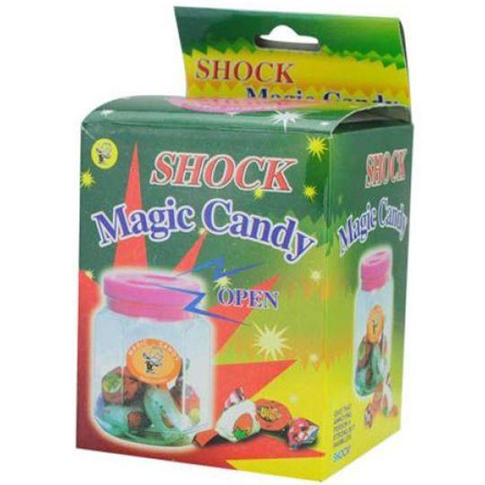 Электрошоковая Баночка с конфетами