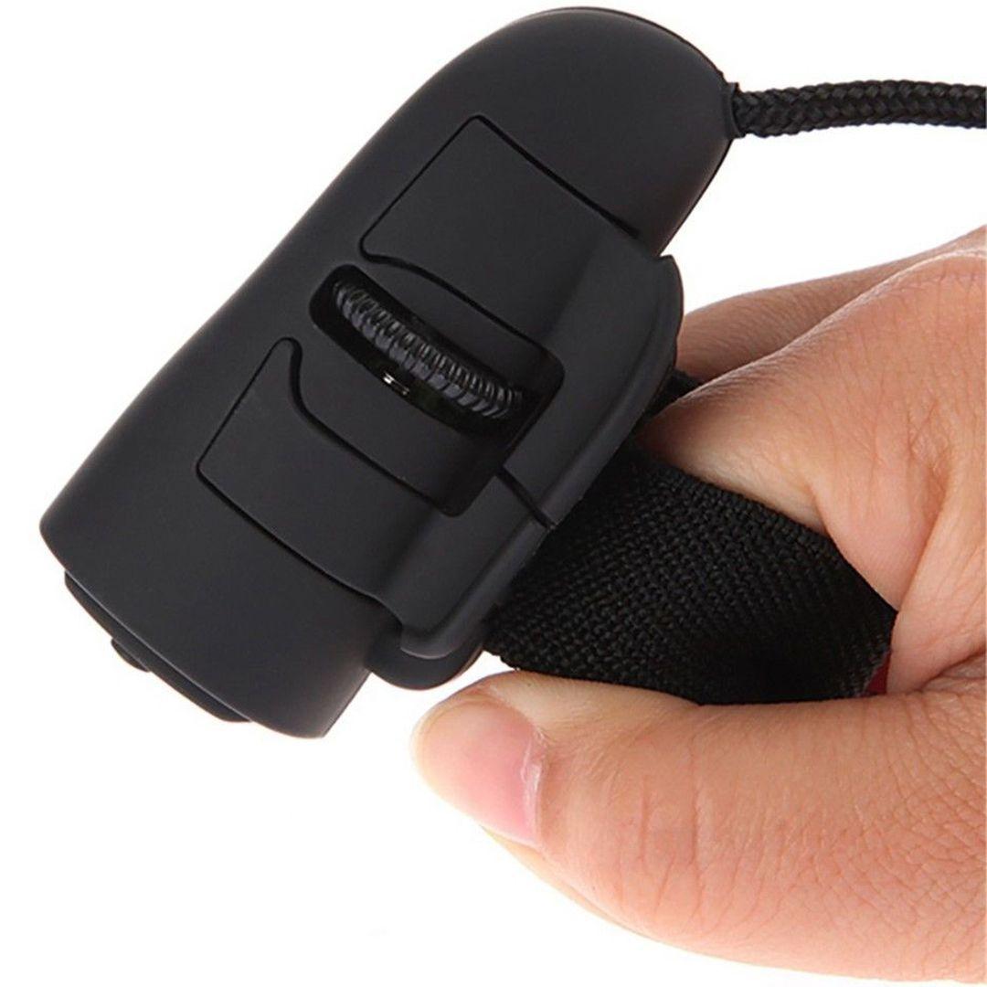 Оптическая мышь на палец