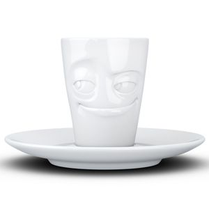 Кофейная чашка с блюдцем Tassen Impish