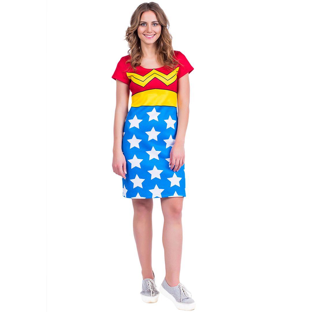 Платье Wonder Woman (Футляр)