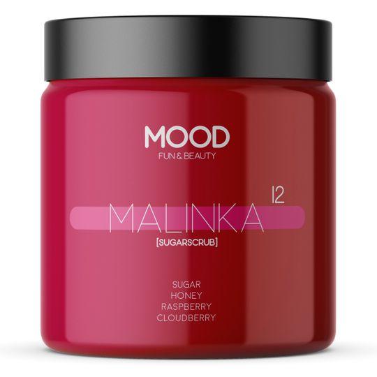 Сахарный скраб MOOD MALINKA №12 (mini)