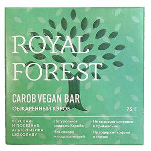 Шоколад из обжаренного кэроба Carob Vegan Bar (75 г)