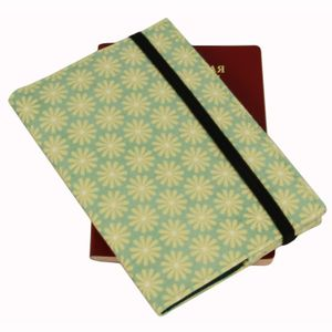 Обложка для паспорта Yellow Green