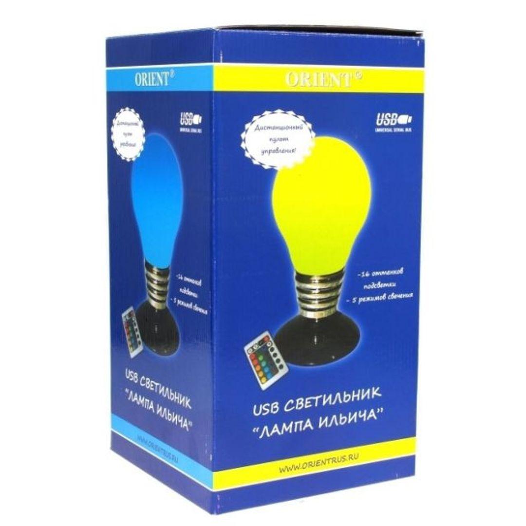 USB Светильник Лампа Ильича