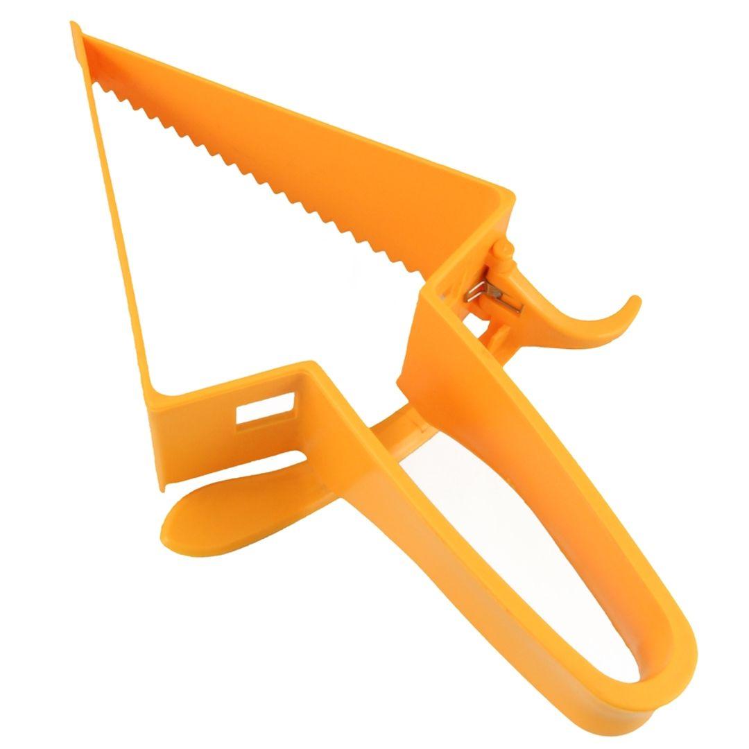 Нож Лопатка для торта Adjustable cake cutter (Оранжевый)