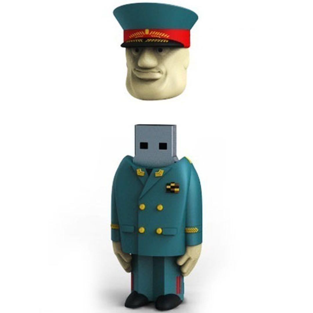 Флешка Генерал 8 Гб