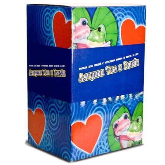 Музыкальная игрушка Лягушки Тим и Джейн Упаковка