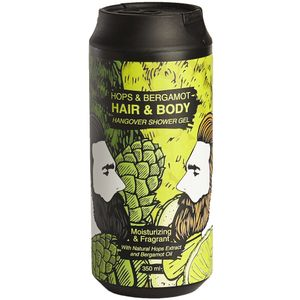 Гель для тела и волос The Chemical Barbers Hangover Hops&Bergamot Hair&body Gel
