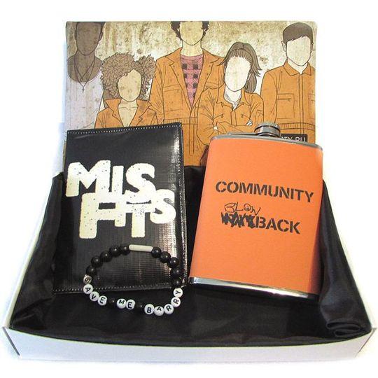 Подарочный набор Плохие Misfits