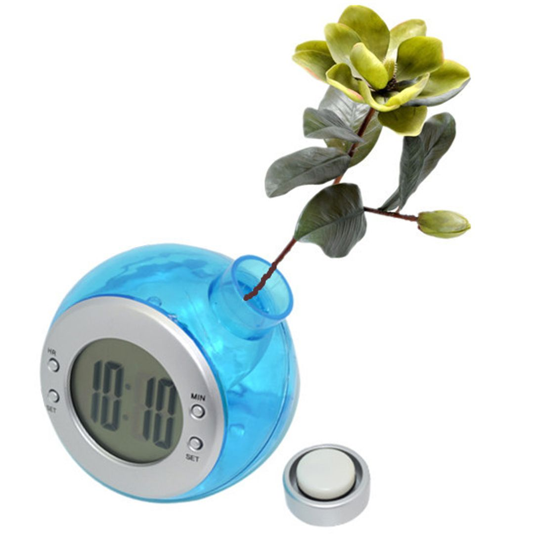 Часы-ваза Энергия воды