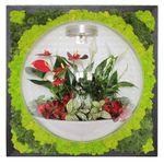 Настенный флорариум Flandriss Мох 3D