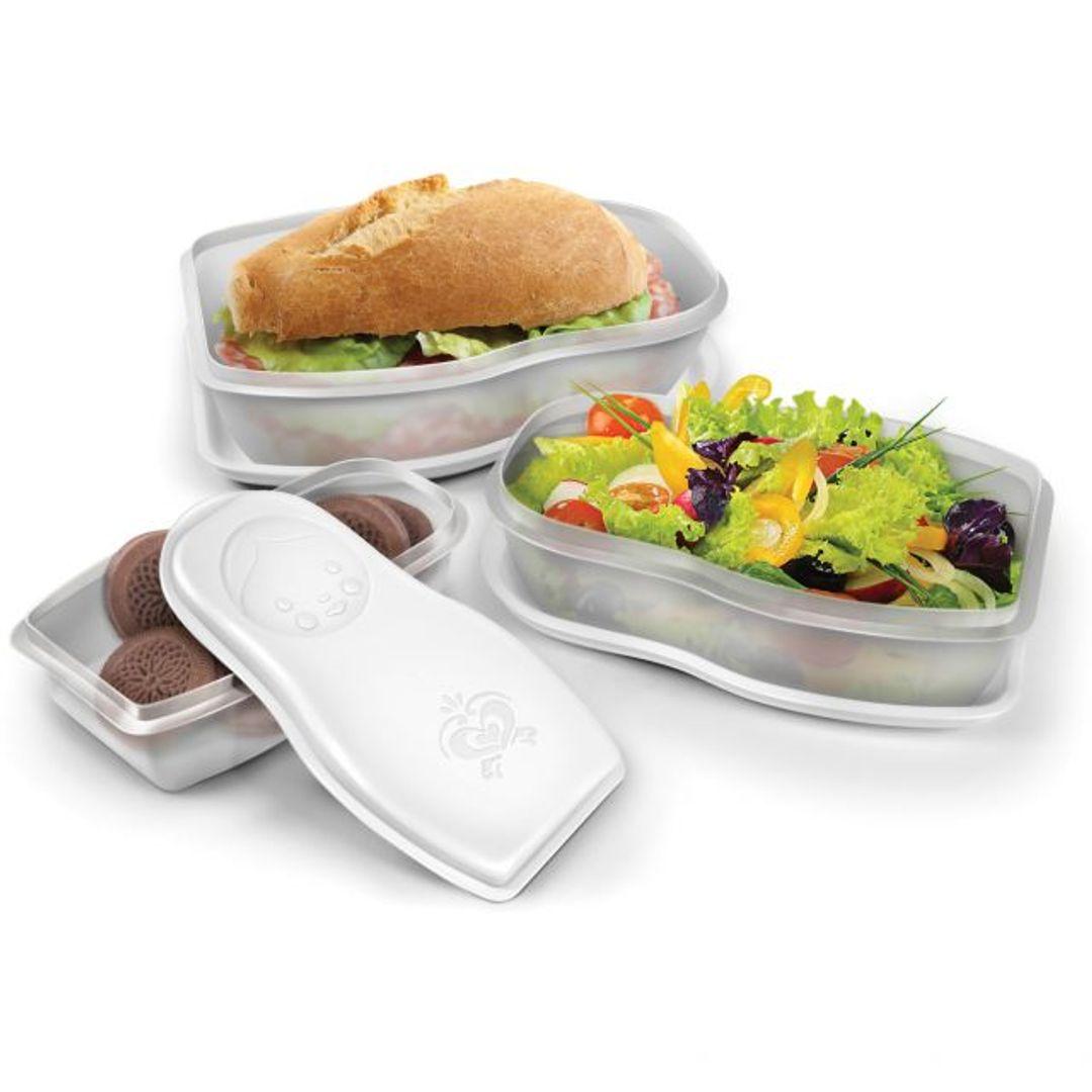 Контейнеры для еды Матрешка Store-M's