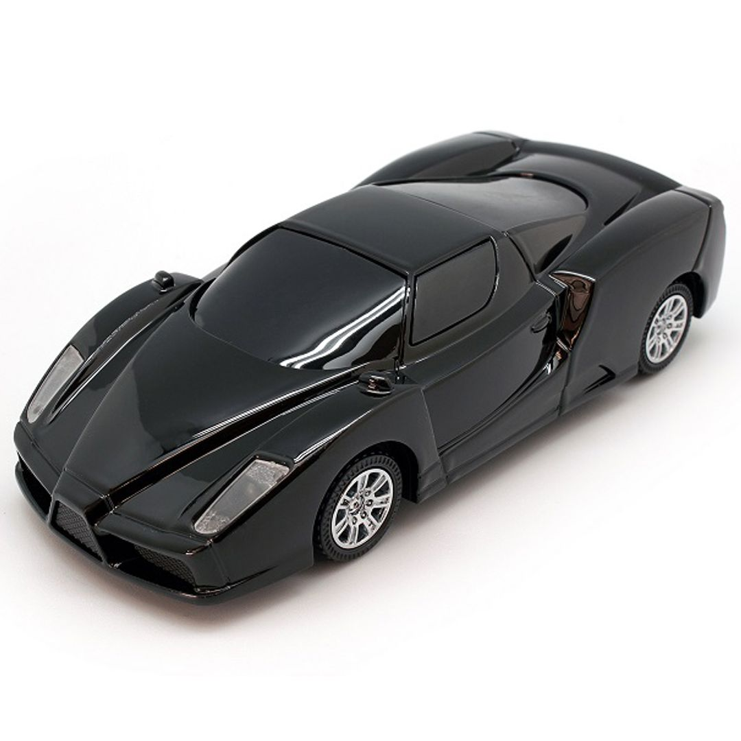 Внешний аккумулятор Power Bank Ferrari (Черный)