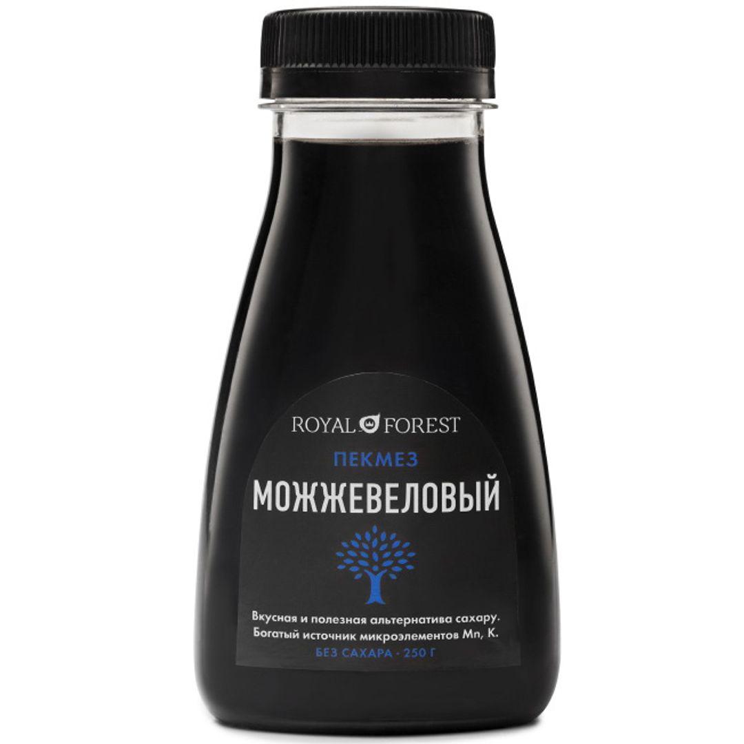 Можжевеловый пекмез (сироп) (250 г)