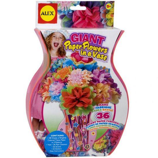 Набор для творчества Цветы в вазе