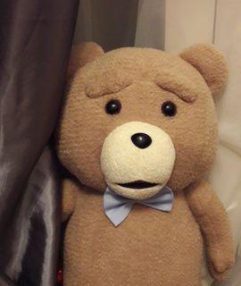 Медведь Тед из фильма Третий лишний Отзыв