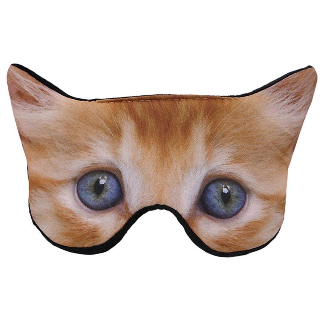 """Маска для сна """"Ginger Cat"""" от 390 руб"""
