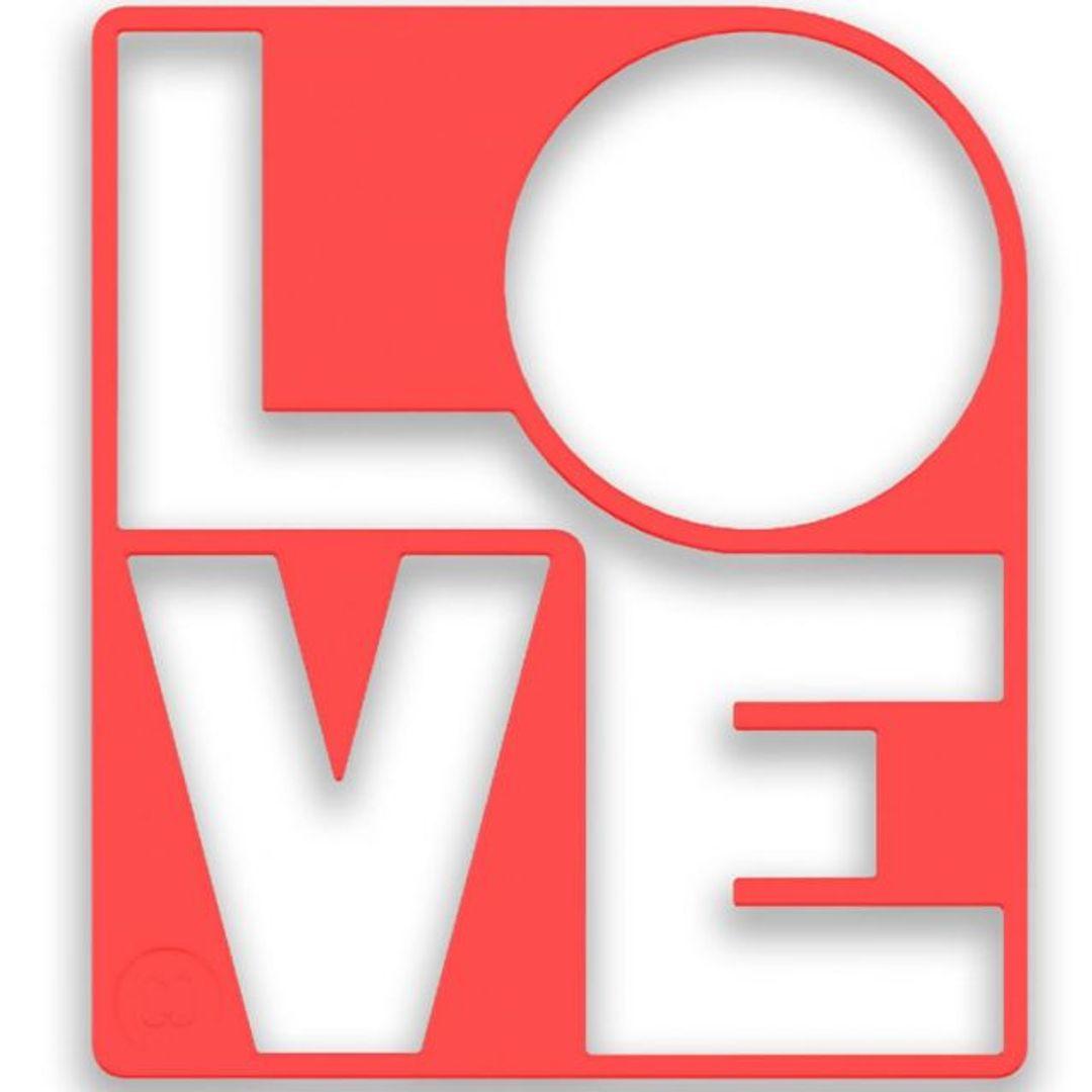 Форма для яичницы Люблю тебя Fry Love You