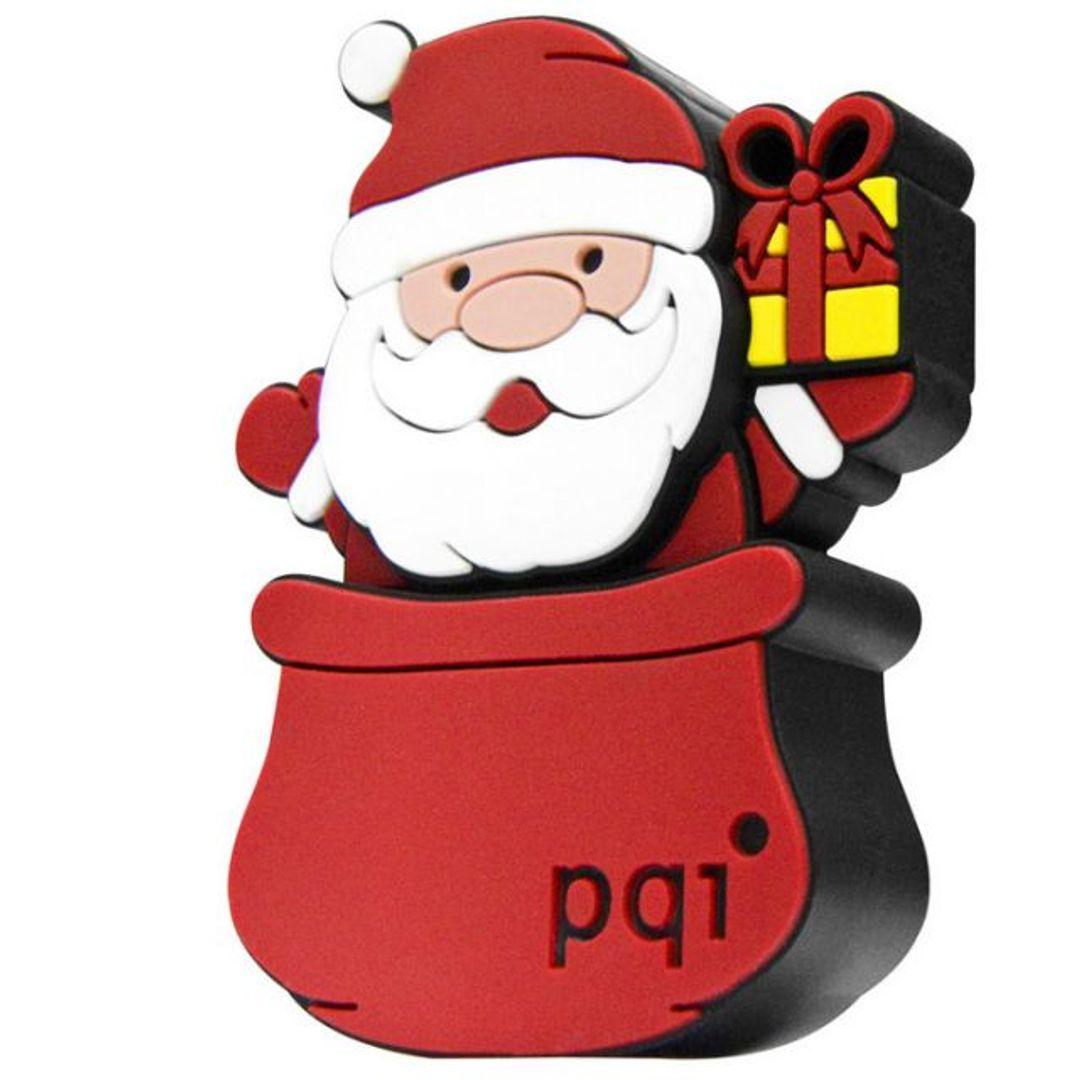 Флешка Санта Клаус 4 Гб
