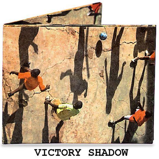 Бумажный Бумажник Mighty Wallet Victory Shadow