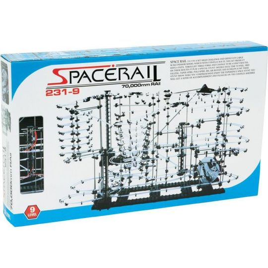 Конструктор SpaceRail Level 9 68000mm Rail No. 231-9