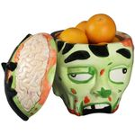 Ваза Зомби Zombie head