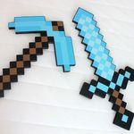 Алмазный меч Minecraft