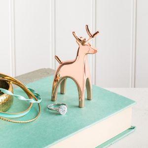 Подставка для колец Олень Anigram Deer