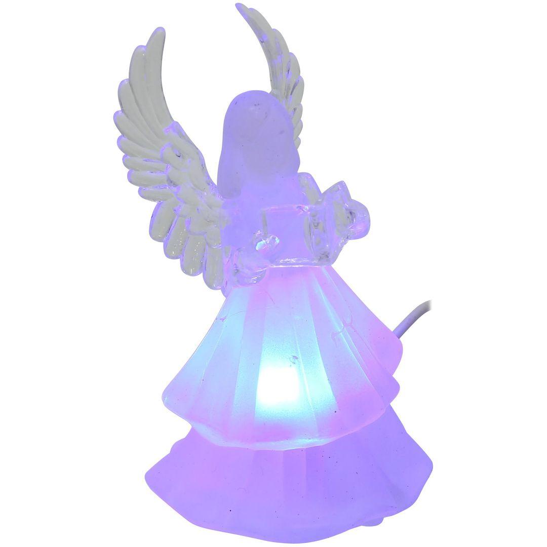 Светящийся новогодний Ангел
