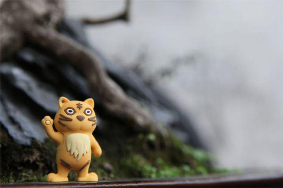 Флешка Тигр 4 Гб