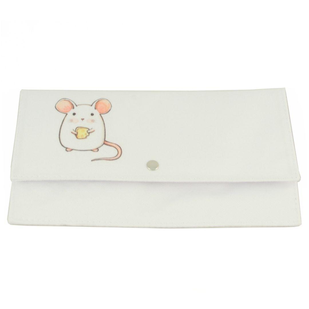 Конверт для путешествий White Mouse