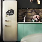 Магнитная доска на холодильник Петух