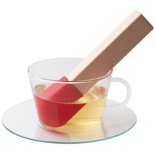 Заварник для чая Спичка В кружке