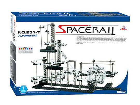 Конструктор SpaceRail Level 7 32000mm Rail No. 231-7