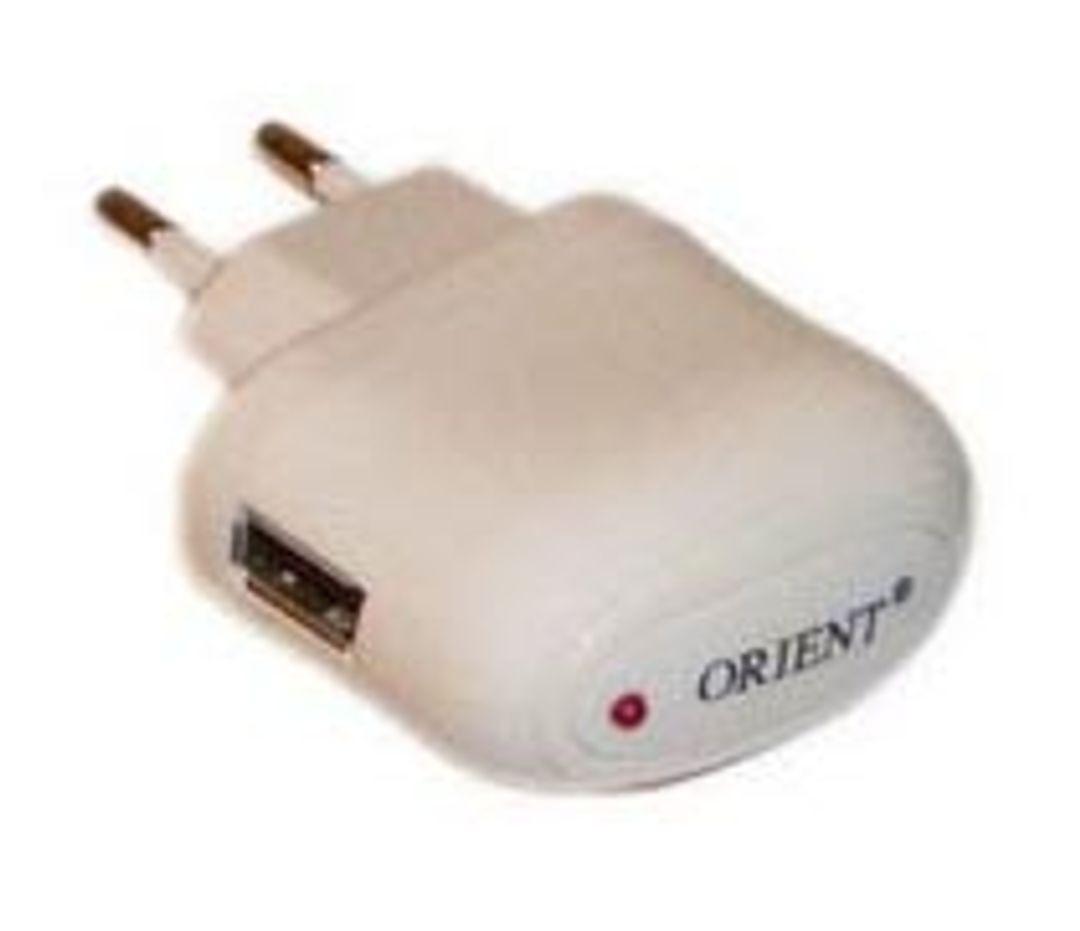 USB Сетевой адаптер Белый