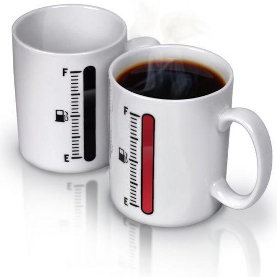 Термокружка Топливная шкала